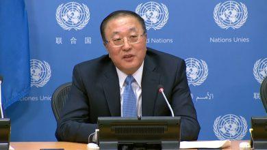 Photo of الصين تؤكد دعمها لسوريا في حماية سيادتها الوطنية