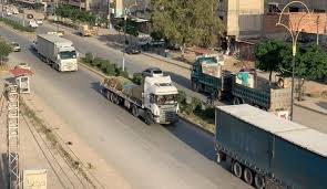 Photo of «الاحتلال الأمريكي» يواصل سرقة قمح سوريا