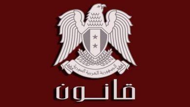 Photo of مرسوم جمهوري خاص برسوم الخدمات العقارية