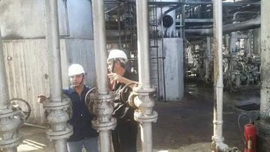 Photo of عودة مصفاة بانياس إلى العمل مع وصول توريدات النفط الخام