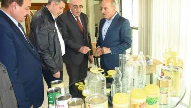 Photo of Minister of Industry: Private sector is an essential partner in production process