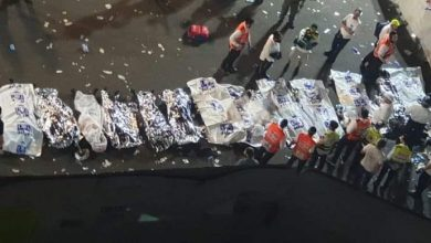 Photo of فلسطين المحتلة.. 50 قتيلاً و اكثر من 150 إصابة جراء انهيار جسر باحتفال للمستوطنين قرب الجليل