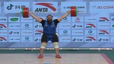 Photo of ثلاث فضيات لسوريا في بطولة آسيا للرجال