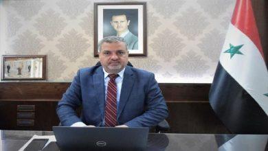"""Photo of وزير المالية السوري: سعر الصرف """"وهمي"""" ومقاربة جديدة للرواتب بعد رمضان"""