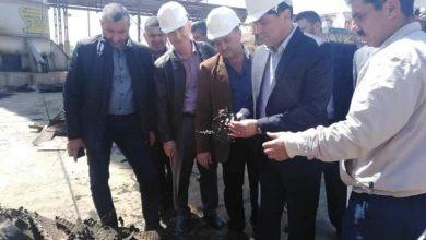Photo of وزير النفط و الثروة المعدنية يتفقد وحدات الإنتاج في مصفاة حمص