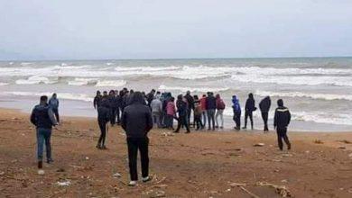 Photo of العثور على جثتين لفتاتين مجهولتي الهوية على الشاطئ