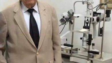 Photo of عميد أطباء سوريا الطبيب جوزيف سيوفي في ذمة الله