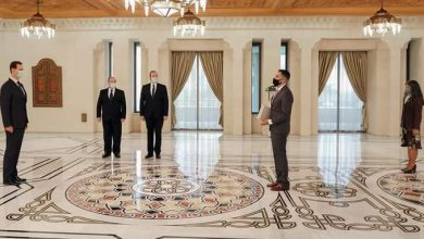Photo of President al-Assad accepts credentials of new Ambassadors of Mauritania, Argentina