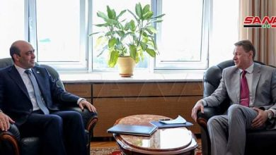 Photo of Syria ، Belarus to enhance different aspects of cooperation
