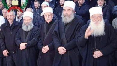 Photo of الرئاسة الروحية لطائفة الموحدين الدروز تنفي ما تم تداوله بوسائل التواصل الاجتماعي
