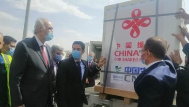Photo of Syria receives 150,000 doses of Cor*ona vaccine from China