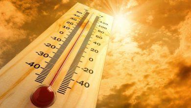 "Photo of دمشق تتعرض لـ ""موجه حارة"" يومي الأحد والإثنين بنحو 35-36 درجة"