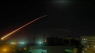 Photo of «الدفاعات الجوية السورية» تحمي دمشق.. وتُطارد طائرة حربية اسرائيلية بالجنوب اللبناني