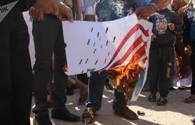 "Photo of مظاهرات بـ ""ريف القامشلي"" ضد الإحتلال الأمريكي"