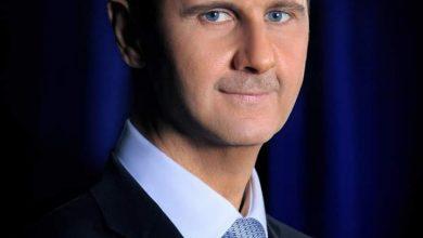 Photo of الدكتور بشار الأسد رئيساً للجمهورية العربية السورية بنسبة ٩٥,١ ٪