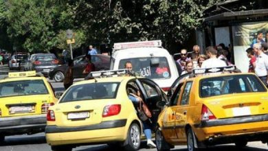 Photo of سائق تكسي يعتدي على فتاة بالضرب وسط دمشق