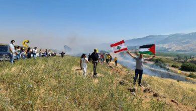 Photo of هَلّع إسرائيلي على «الحدود اللبنانية»