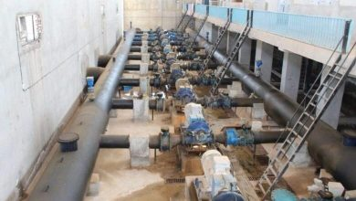 Photo of Drinking water pumped to Hasaka city center after 12-day suspension