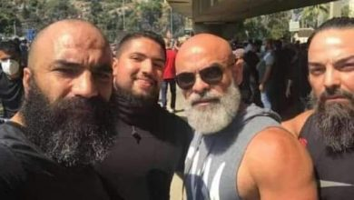 """Photo of المخابرات اللبنانية تلقي القبض على """"البلطجية"""" الذين أحرقوا العلم السوري والفلسطيني"""