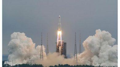 Photo of وأخيراً.. الصاروخ الصيني التائه سقط في المحيط الهندي