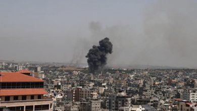 Photo of 28 شهيدا بينهم 10 أطفال وسيدة حصيلة العدوان على غزة