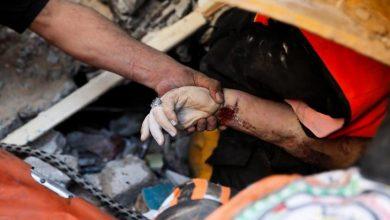 Photo of فلسطين المحتلة.. مجزرة جديدة والشهداء اغلبيتهم اطفال