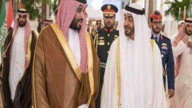 Photo of في زيارة مفاجئة.. ولي عهد أبوظبي يتوجه للسعودية غدا لمناقشة حرب اليمن والأوضاع في سوريا