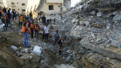 Photo of استشهاد 145 فلسطينياً وإصابة 1100 آخرين منذ بدء العدوان الإسرائيلي على غزة
