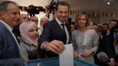 "Photo of الدكتور ""بشار الأسد"" يشكر السوريين على وطنيتهم العالية ومشاركتهم اللافتة"