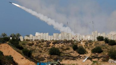 Photo of دعماً للقدس.. غزة تقصف بعشرات الصواريخ عمق الأراضي المحتلة