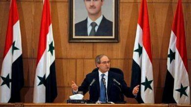 Photo of وزير خارجية سوريا: مستعدون لأي شيء تطلبه فلسطين..
