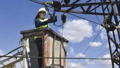 Photo of المهندسة صفاء نوفل تتحدى المخاطر من أعلى أبراج الكهرباء