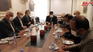 Photo of Hatami: Iran stands by Syria and helps reconstruct country