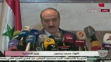 Photo of Interior Minister: All logistic preparations, measures needed for Presidential electoral process completed