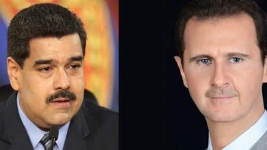 Photo of President Maduro congratulates President al-Assad on winning presidential election