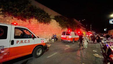 Photo of فلسطين المحتلة.. ٥٣ اصابة خلال مواجهات مع قوات الاحتلال في المسجد الاقصى والشيخ جراح وباب العامود