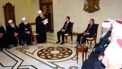 Photo of سماحة شيخ العقل يبرق للرئيس الأسد مهنئاً بإعادة إنتخابه