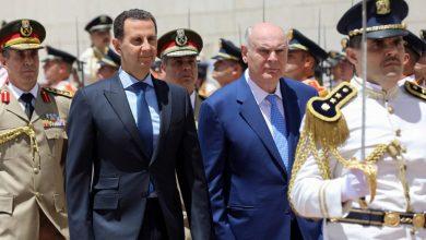 Photo of في دمشق.. لقاء «سوري – آبخازي»