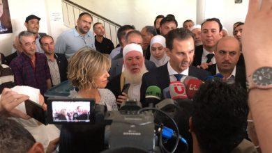 Photo of بالصور – الرئيس الأسد ينتخب في «دوما»