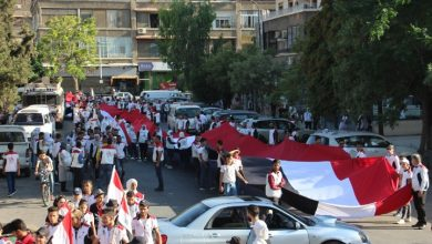 "Photo of فعالية ""بصمة شباب سوريا"" دعماً للاستحقاق الرئاسي"