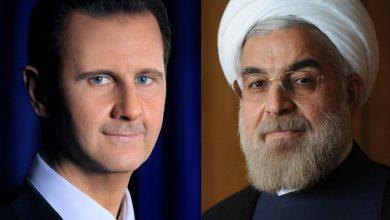 Photo of روحاني يُهنئ الأسد بفوزه بالانتخابات