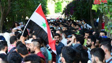 Photo of السوريون يتوجهون إلى مراكز الاقتراع ويقولون كلمتهم منذ الساعة الأولى