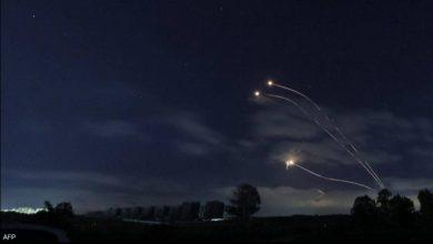 Photo of إطلاق ثلاثة صواريخ من لبنان باتجاه الأراضي المحتلة