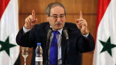 Photo of وزير الخارجية السوري .. سفارات جديدة ستفتتح في سوريا قريباً