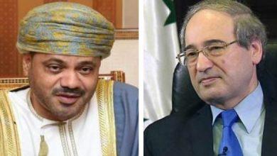 Photo of المقداد لوزير خارجية سلطنة عمان: محاولات الغرب للتأثير سلباً على الانتخابات الرئاسية باءت بالفشل
