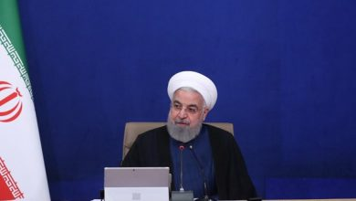 Photo of روحاني : العالم كله اليوم ينظر إلى الانتخابات الإيرانية