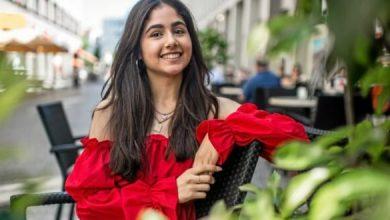 Photo of طالبة سورية تحصد العلامة التامة بشهادة الثانوية العامة في ألمانيا
