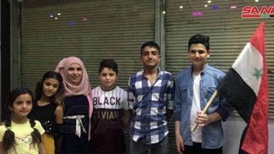 Photo of فريق سوري يحرز المركز الأول في البطولة العربية للحساب الذهني