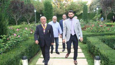 Photo of « تيمور جنبلاط» في دمشق!