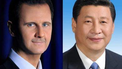 Photo of الصين تُهنئ سوريا بفوز الأسد
